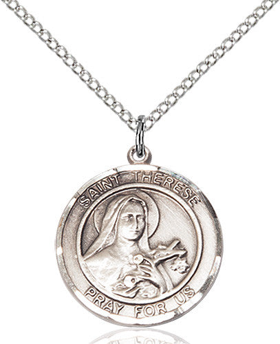 st_therese_medal