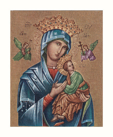 Image of OUR LADY OF PERPETUAL HELP