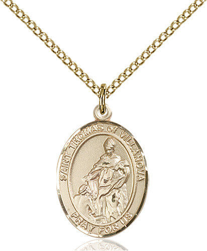 st_thomas_of_villanova_pendant