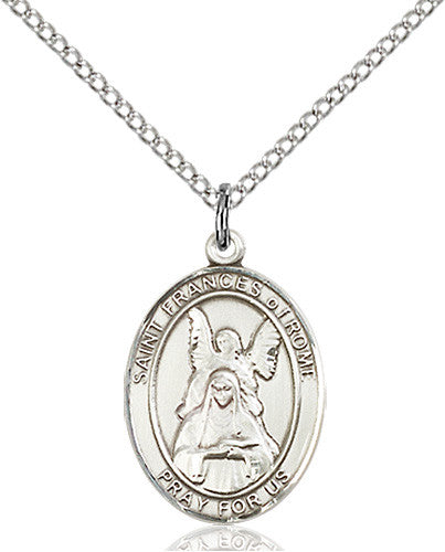 st_frances_of_rome_pendant