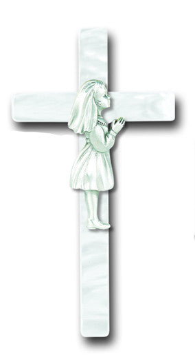 communion_girl_wall_cross