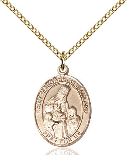 st_margaret_of_scotland_pendant