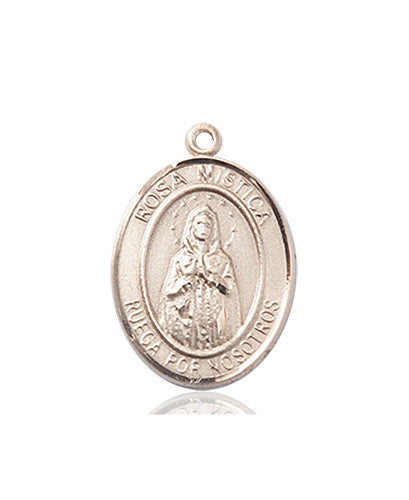 our_lady_rosa_mystica_medal_14kt_gold