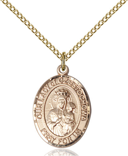 our_lady_of_czestochowa_pendant
