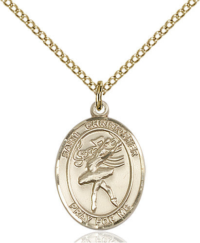 st_christopher_dance_pendant