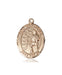 st_christopher_karate_medal_14kt_gold