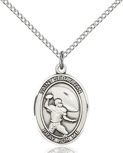 football_st_sebastian_medal