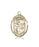 Image of St. Sebastian / Golf Medal (14kt Gold)