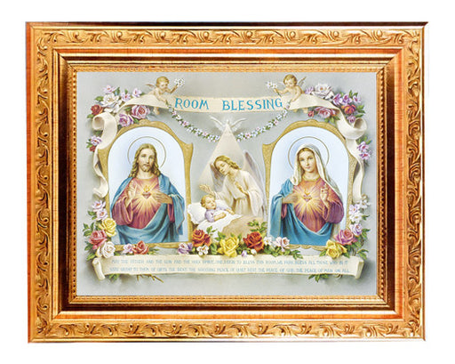Image of BABY ROOM BLESSING PRINT (SPN)