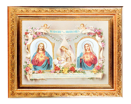 Image of BABY ROOM BLESSING PRINT IN