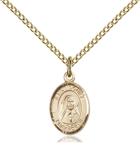 Image of St. Louise de Marillac Pendant (Gold Filled)
