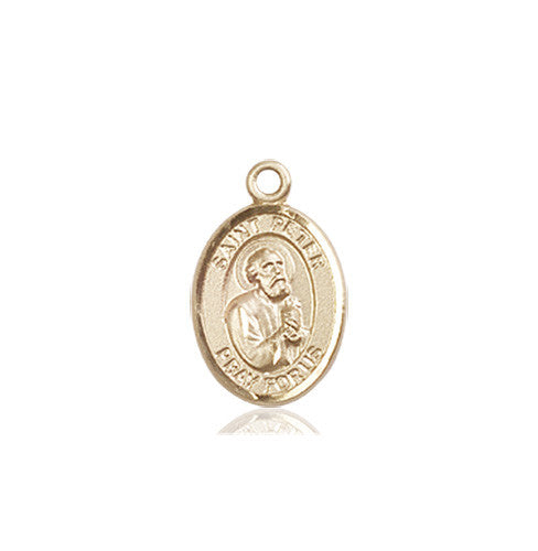 st_peter_the_apostle_medal_14kt_gold
