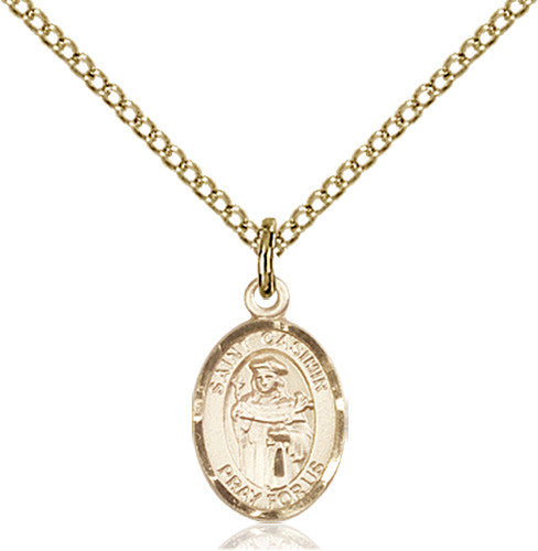 Image of St. Casimir of Poland Pendant (Gold Filled)