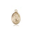 Image of St. Germaine Cousin Medal (14kt Gold)