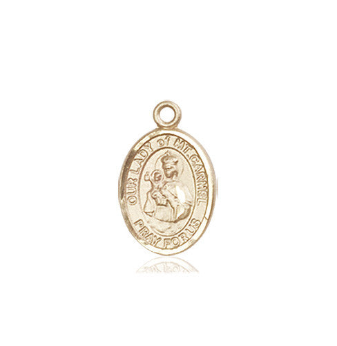 our_lady_of_mount_carmel_medal_14kt_gold