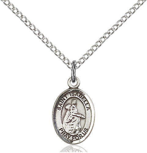 st_isabella_of_portugal_pendant