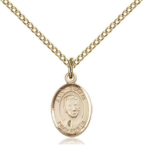Image of St. Eugene de Mazenod Pendant (Gold Filled)