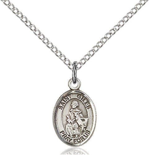 Image of St. Giles Pendant (Sterling Silver)