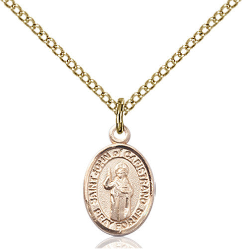 Image of St. John Of Capistrano Pendant (Gold Filled)