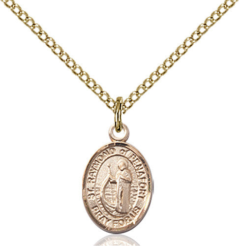 st_raymond_of_penafort_pendant