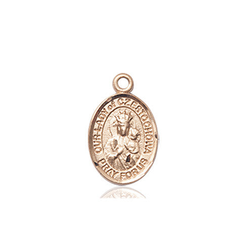our_lady_of_czestochowa__medal_14kt_gold