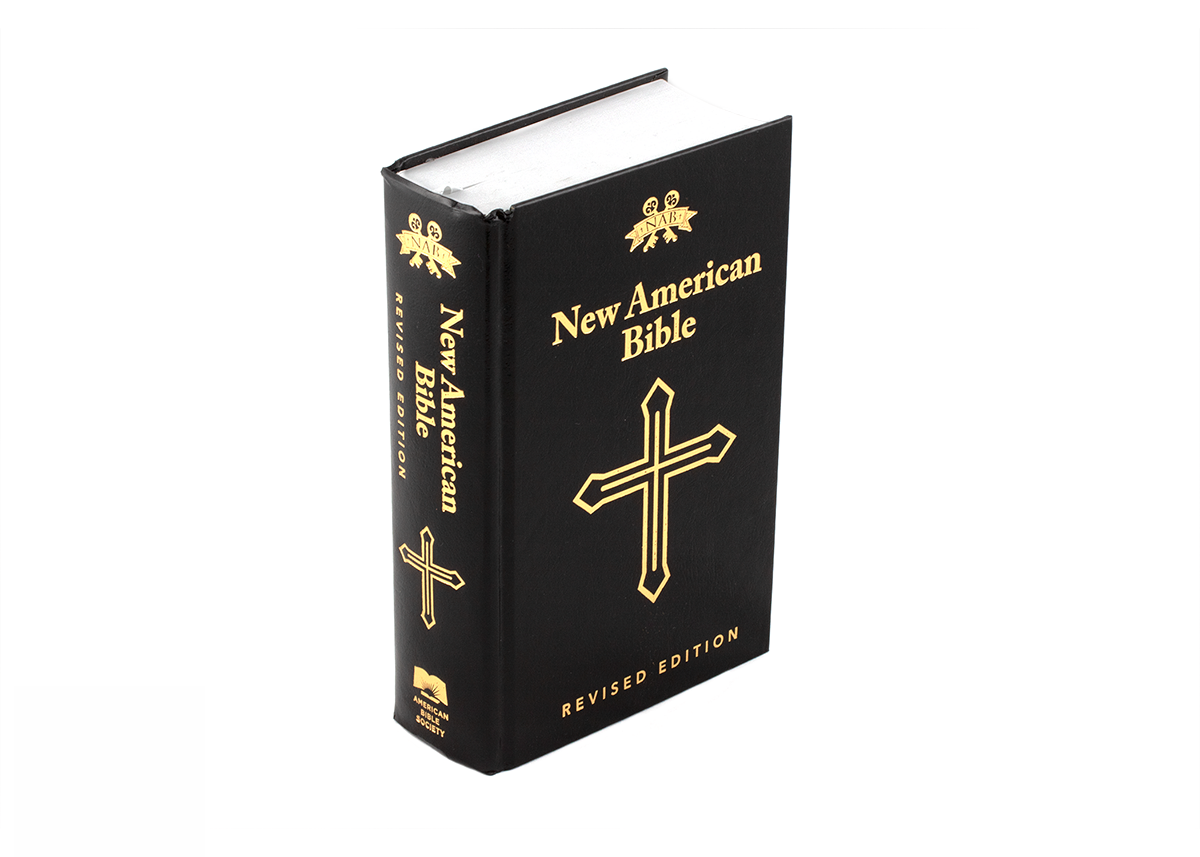 New American Bible Revised Edition NABRE - Hardcover
