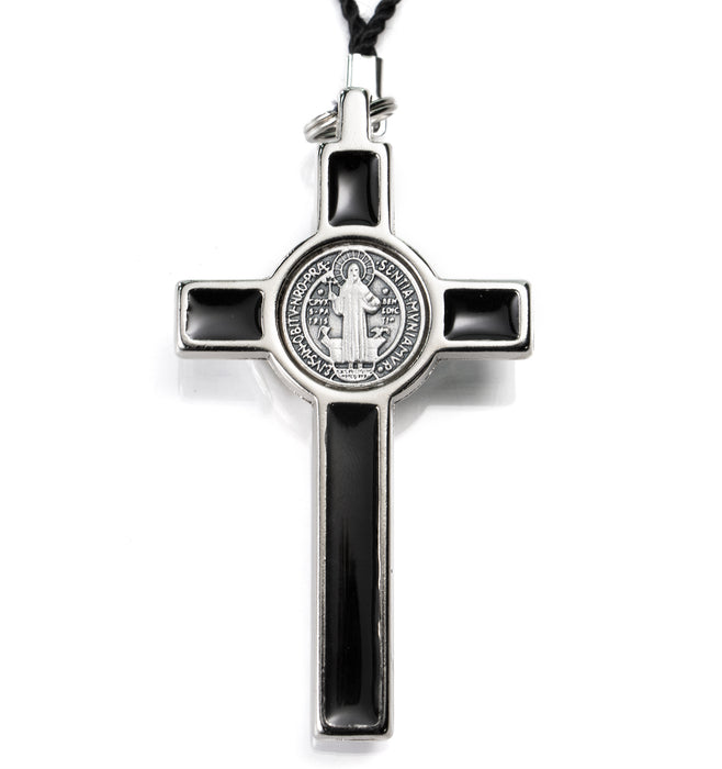 St. Benedict Cross, Medal and Devotional Book