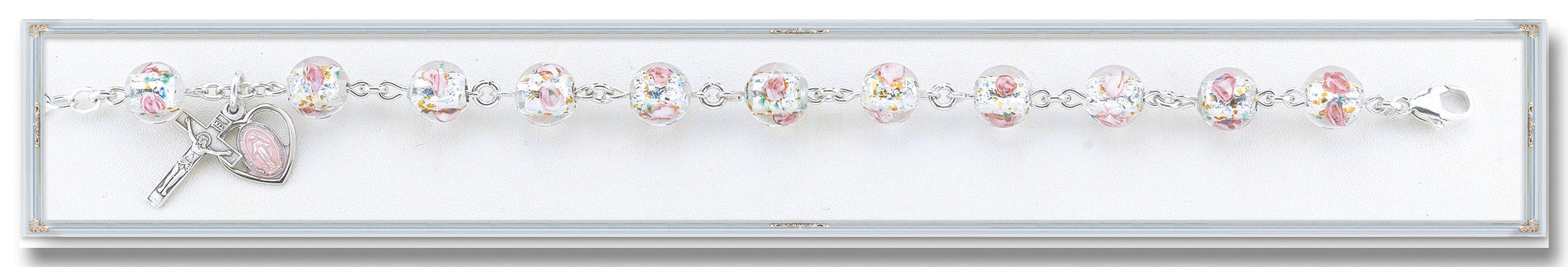 rose_glass_sterling_bracelet