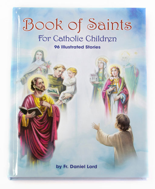 Book Of Saints for Children