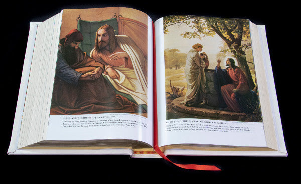 Catholic Family Bible - Extra-Large Size - Reprinting July 2019 Available