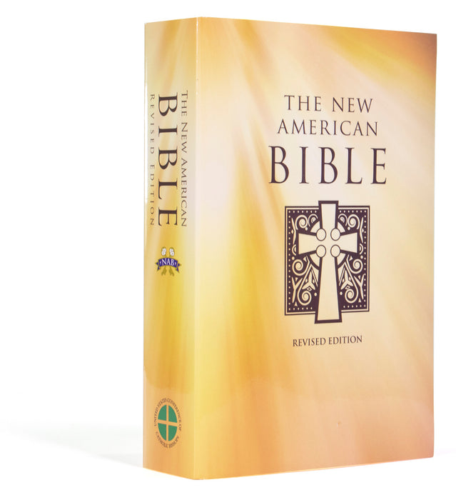 New American Bible - Revised Catholic Edition by the Case (16 Bibles)