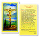 Image of PRAYER TO JESUS CRUCIFIED HOLY