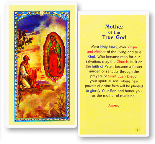 mother_of_true_god_holy_card