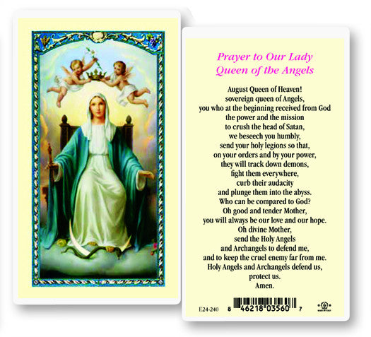 Image of OUR LADY QUEEN OF THE ANGELS