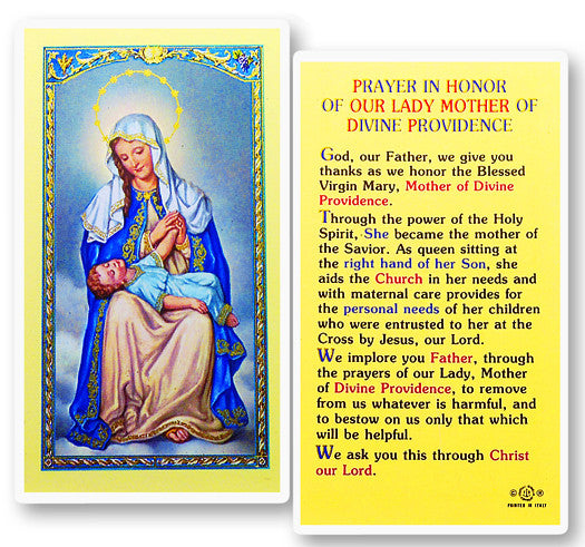 our_lady_of_divine_providence_holy_card