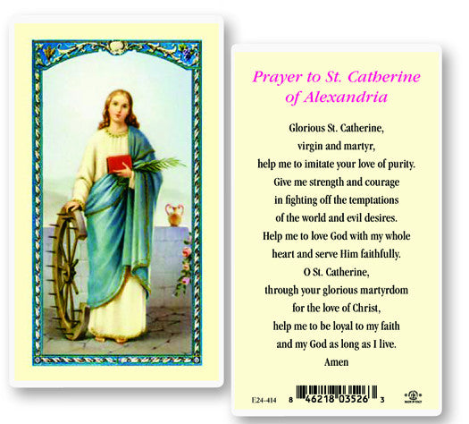 Image of ST CATHERINE OF ALEXANDRIA