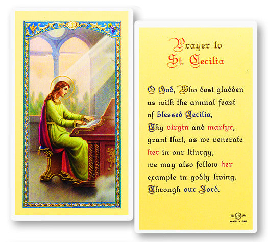 prayer_to_st_cecilia_holy_card