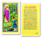 Image of PRAYER TO ST. RAPHAEL HOLY CARD