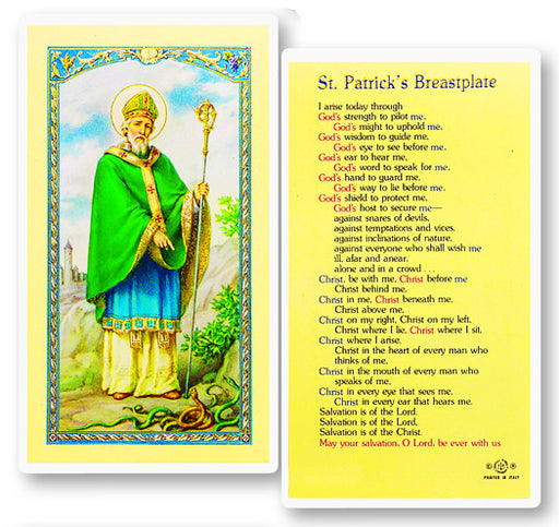 Image of ST PATRICK-BREASTPLATE