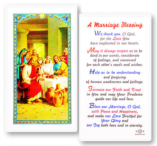 marriage_blessing_holy_card