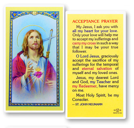 acceptance_prayer_holy_card