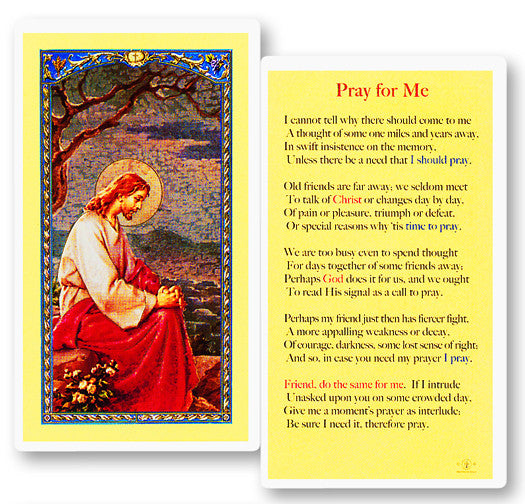Image of PRAY FOR ME