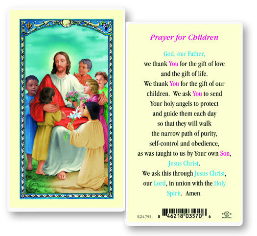 prayer_for_children_holy_card