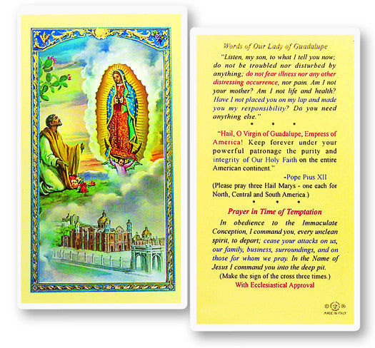 words_of_our_lady_guadalupe