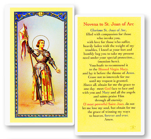 novena_to_st_joan_of_arc_holy_card