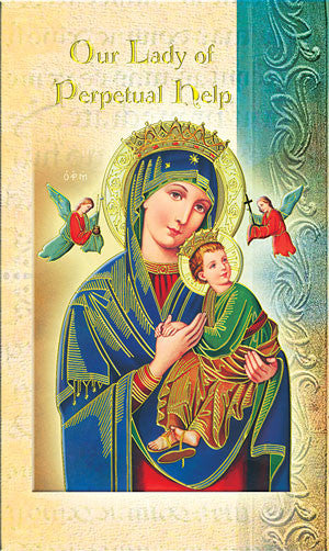 Our Lady Of Perpetual Help - Biography Pamphlet