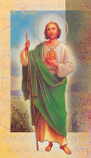 Image of BIOGRAPHY OF ST JUDE