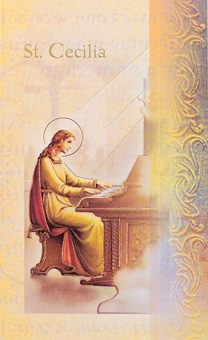 biograpghy_of_st_cecilia