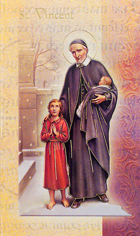 Biography Of St Vincent De Paul