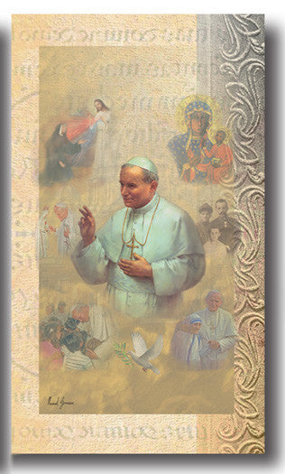 St. John Paul II - Biography Pamphlet